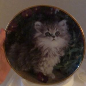 Purrfection collectibles by Franklin Mint